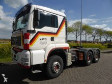 MAN TGA 26.480 6X4 MANUAL tractor unit
