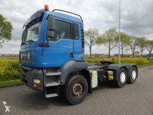 MAN TGA 26.430 6X4 BLS MANUAL tractor unit