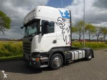 Scania R410 TOPLINE E6 2X TANK tractor unit