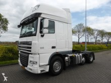 DAF XF 105.460 EURO 5 FTP tractor unit
