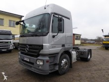 Mercedes Actros 1841 Manual Steel/air tractor unit