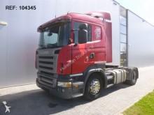 Scania R420 tractor unit