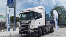 Scania N320 tractor unit