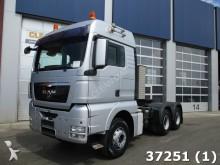 cabeza tractora MAN TGX 33.540 BLS 6x4 Euro 5 Kiphydraulic