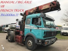 trattore Mercedes SK 1948 - V8 - MANUAL / BIG AXLE + EPSILON 24.81