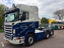 Scania R560 6x2 manual retarder Holland truck tractor unit
