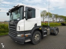 Scania P380 TIPPERHYDR,HUBREDUCT tractor unit