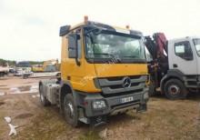 tracteur Mercedes 2048 AS