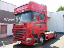 Scania R 124 440, etade, Aico tractor unit