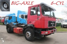 tracteur MAN 19.332 (kein 372 362) - 6-CYL - BIG AXLE / HUB R