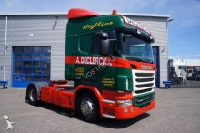 Scania R480 Highline Manual Retarder Euro 5 2011 tractor unit