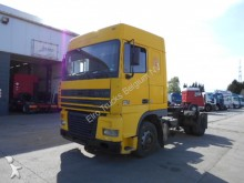 DAF XF 95 430 Space Cab ( EURO 2 ) tractor unit