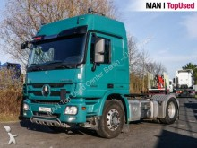 Mercedes ACTROS 1848 LS 4x2: Top Used Berlin (Euro5 ZV) tractor unit