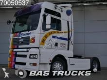 cabeza tractora MAN TGA 18.480 XXL 4X2 Intarder Standklima Euro 5