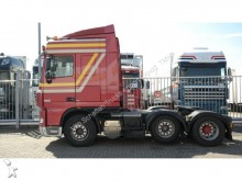 cabeza tractora DAF XF105.460 6X2 MANUAL GEARBOX SPACECAB