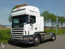 Scania R124.420 TL RETARDER ONLY 385 tractor unit