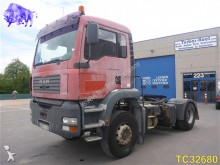 tracteur MAN TGA 18410 Euro 3