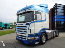 cabeza tractora Scania R420 Highline / 6x2 / Manual