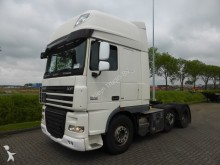 tracteur DAF XF 105.460 SSC FTG 6X2 MANUAL