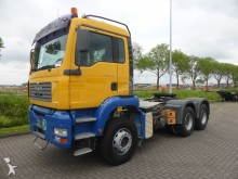 MAN 33.410 6X4 BLS MANUAL tractor unit