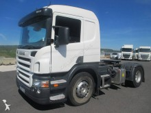 cabeza tractora Scania P 420