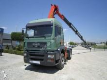 tracteur MAN TG 410 A