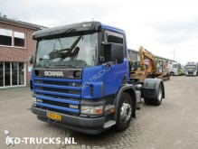 Scania P 94 300 manual tractor unit