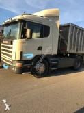 cabeza tractora Scania R 124R420