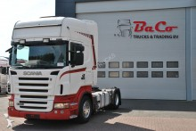 Scania R 420 TL - ETADE tractor unit