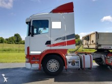 tracteur Scania R124 400