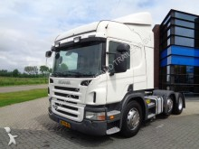Scania P360 Highline / 6x2 / NL / Euro 5 / 535.000 KM tractor unit