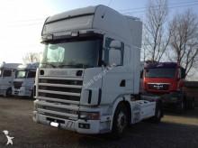 Scania R 124R420 tractor unit