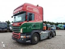 Scania R500 6x2 Topline Hydraulik // Retarder tractor unit