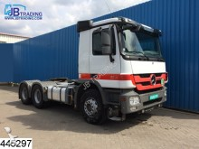 Mercedes Actros 2641 6x4, EURO 5, 13 Tons axles, Airco, H tractor unit