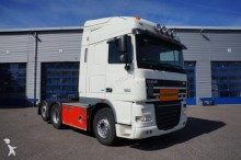 trattore DAF XF105-510 Spacecab Manual Retarder 2013