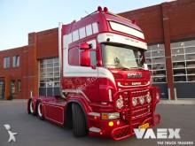 Scania R620 6x2 TOPLINE RETARDER tractor unit