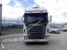 cabeza tractora Scania R124 420