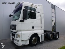 tracteur MAN TGX26.440 PUSHER