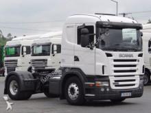 trattore Scania R 380 / CR 19 / RETARDER / PEŁNY ADR / MANUAL /