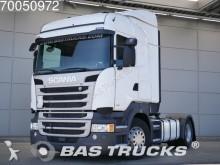 cabeza tractora Scania R450 4X2 Retarder ADR-AT ACC AEB Navi Euro 6 Ger