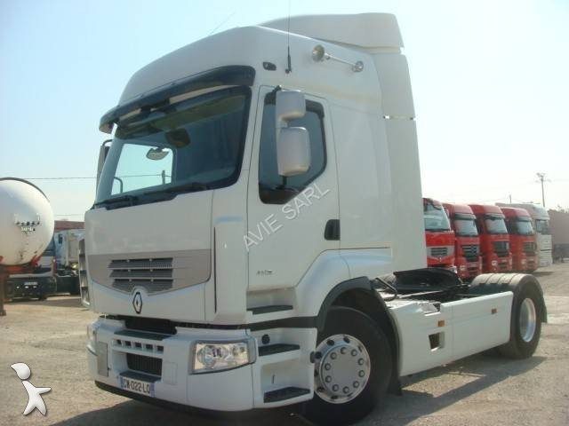 tracteur renault standard premium 460 dxi 4x2 euro 5 occasion n 2044733. Black Bedroom Furniture Sets. Home Design Ideas