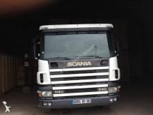 cabeza tractora Scania P114 GA 340