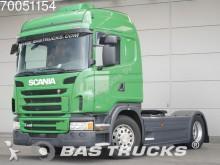 Scania G480 4X2 Retarder Standklima 3-Pedals ACC LDW AE tractor unit
