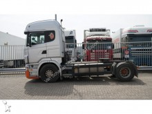 Scania R 400 HIGHLINE 3 PEDALS tractor unit