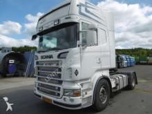 Scania R420-TOPLINE-RETARDER-EURO4 tractor unit