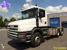 Scania 144 460 RETARDER tractor unit