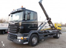 tracteur Scania R400 Containersysteem / kraan E5 / Leasing
