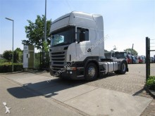 Scania R380 topline ad blue ! manual tractor unit