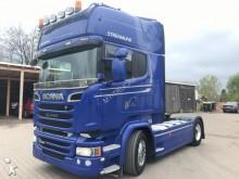 tracteur Scania R580 Topline E6 4x2 Retarder / Leasing