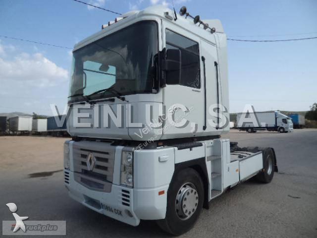 tracteur renault standard magnum magnum 440 4x2 occasion n 2050439. Black Bedroom Furniture Sets. Home Design Ideas
